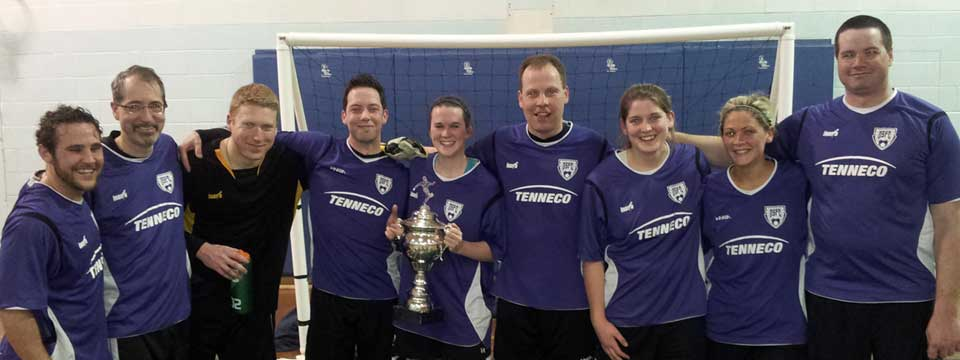 2012 Indoor Champs  Team Tenneco